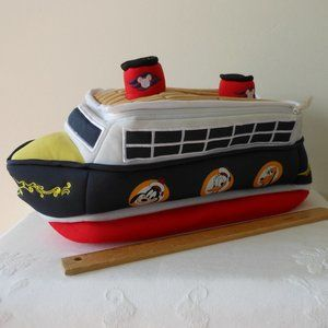 "15"" Disney Cruise Line Soft Storage"